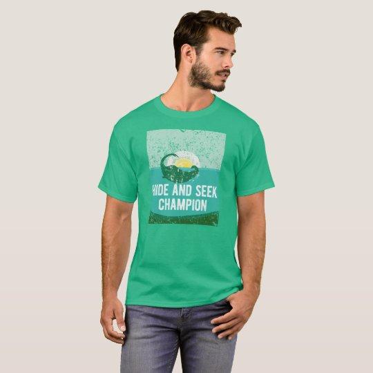 Hide and Seek Champion Nessie Lochness Monster T-Shirt