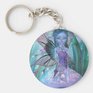 Hide and Seek Fairy Keychain