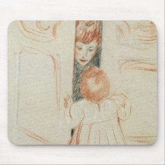 Hide and Seek Mouse Pad
