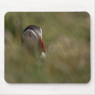 Hide and Seek Puffin Mouse Mat