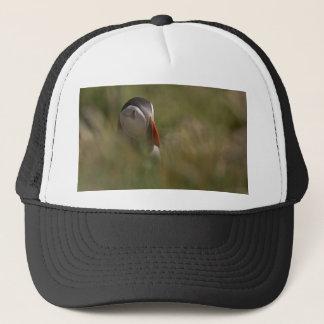 Hide and Seek Puffin Trucker Hat