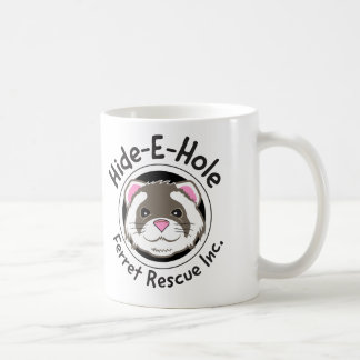 Hide-E-Hole Ferret Rescue Mug