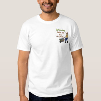 Hide the Bodies Embroidered T-Shirt