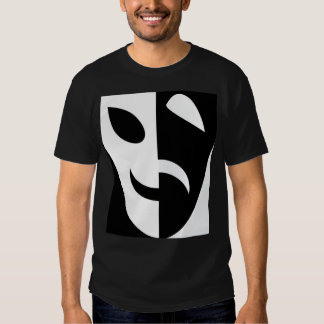 Hiding Behind A Mask (HBAM)T-Shirt by K. Weikel T Shirts