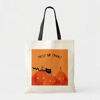 Hiding in a Pumpkin Patch Tote Bag