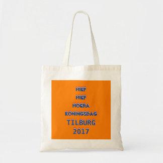 Hiep Hiep Hoera Koningsdag Tilburg 2017 King's Day Tote Bag