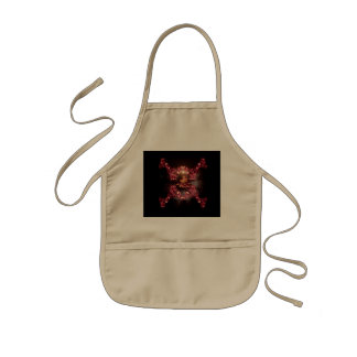Hieroglyphics, the sign of the ambition kids apron
