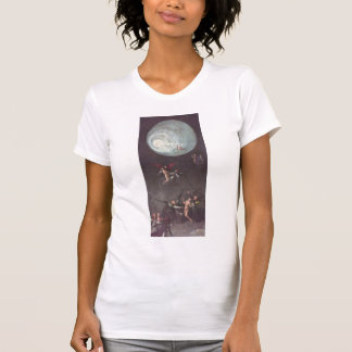 Hieronymus Bosch- Ascent of the Blessed Tshirts