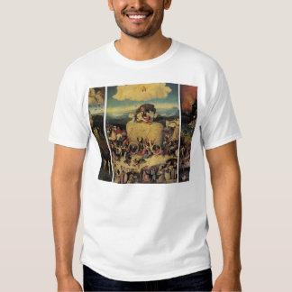 Hieronymus Bosch- Haywain T Shirts