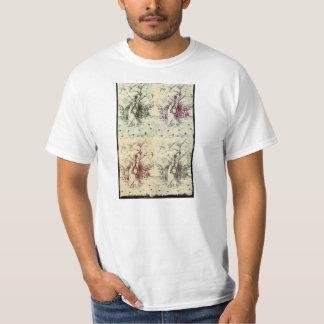 Hieronymus Bosch - Hearing Forest, Seeing Field T-Shirt