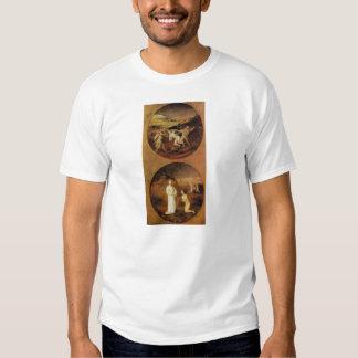 Hieronymus Bosch- Mankind Beset by Devils Tee Shirt