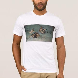 Hieronymus Bosch painting art T-Shirt