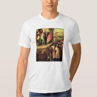 Hieronymus Bosch painting art T Shirts