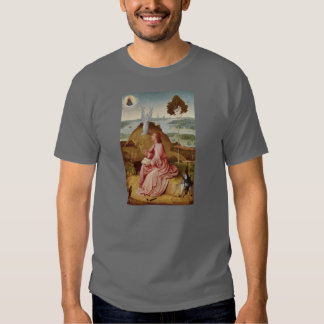 Hieronymus Bosch painting art Tee Shirts