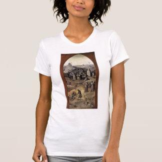 Hieronymus Bosch- Temptation of St Anthony T Shirts