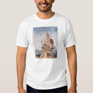 Hieronymus Bosch- The Garden ofEarthly Delights Tshirt