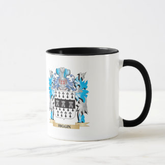 Higgin Coat of Arms - Family Crest Mug