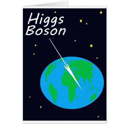 Higgs Boson Card