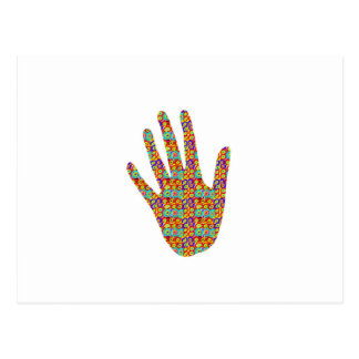 HIGH5 Highfive Hand Tree Bird Party Giveaway GIFTS Postcards