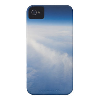 High altitude photo of Earth 2 iPhone 4 Case-Mate Case