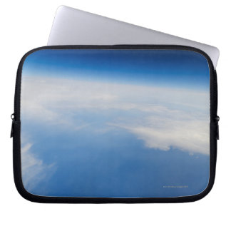 High altitude photo of Earth 5 Laptop Sleeve