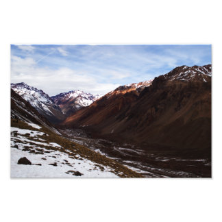 High Andes Art Photo