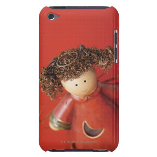 High angle view of an angel figurine Case-Mate iPod touch case