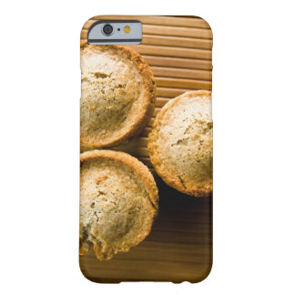 High angle view of muffins barely there iPhone 6 case