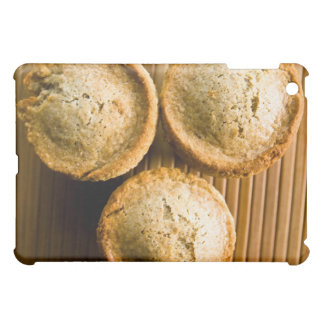 High angle view of muffins iPad mini cover