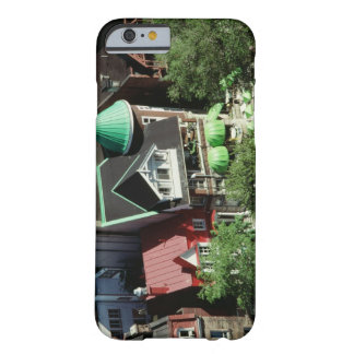 High angle view of neighborhood, Canada Barely There iPhone 6 Case