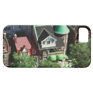 High angle view of neighborhood, Canada Case For The iPhone 5