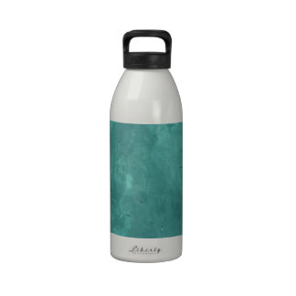 High angle view of the Mediterranean Sea Reusable Water Bottle