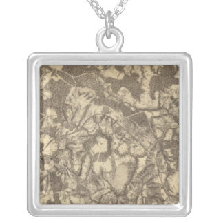 High Bridge and Virginia Silver Plated Necklace