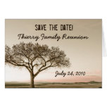 High Country Save the Date Family Reunion