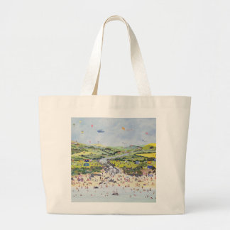 High Days and Holidays Large Tote Bag