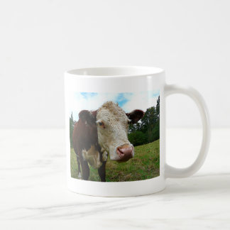 High Def Hereford Coffee Mug