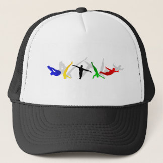 High Divers High Diving Springboard Platform sport Trucker Hat