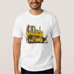 High Drive Bulldozer Dirt Mover Construction Appar Tshirts
