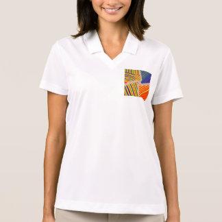 HIGH Energy ART n Beeds Polo Shirt