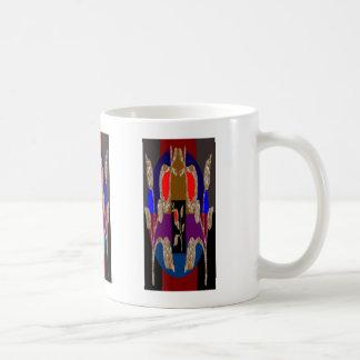 High Energy Decorative Jewels Coffee Mugs