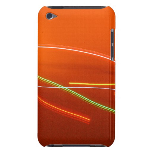 high energy funky design iPod touch cover