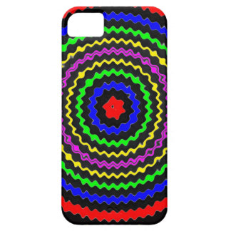 HIGH Energy TARGET Waves iPhone 5 Case