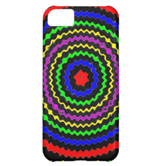 HIGH Energy TARGET Waves iPhone 5C Case