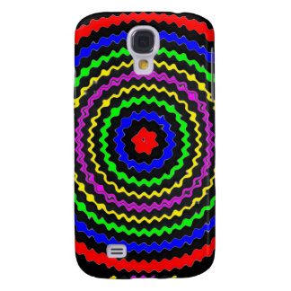 HIGH Energy ; TARGET Waves Galaxy S4 Cases