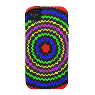 HIGH Energy ; TARGET Waves Case For The iPhone 4