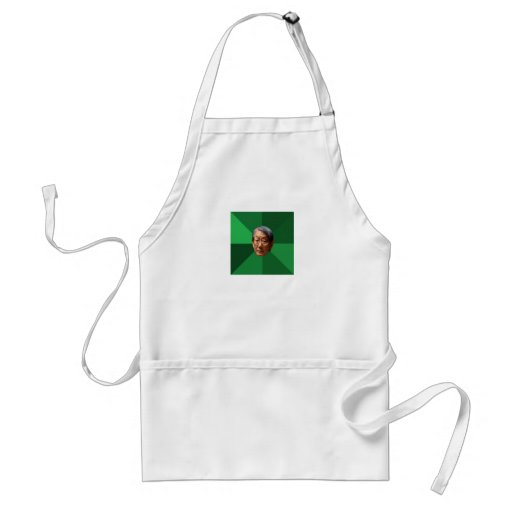 High Expectations Asian Father Adult Apron