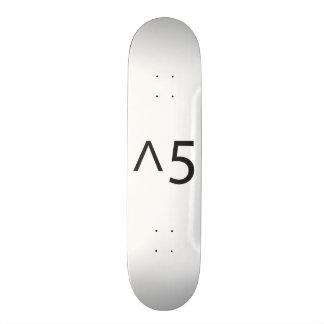 High Five ai Skateboard Deck