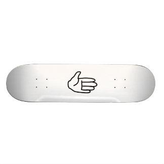 High Five Hand Skate Board Decks