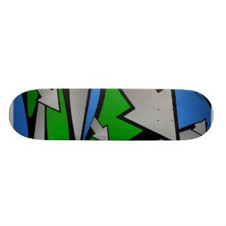 High Flyer Skateboard Deck