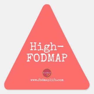 High-FODMAP Sticker